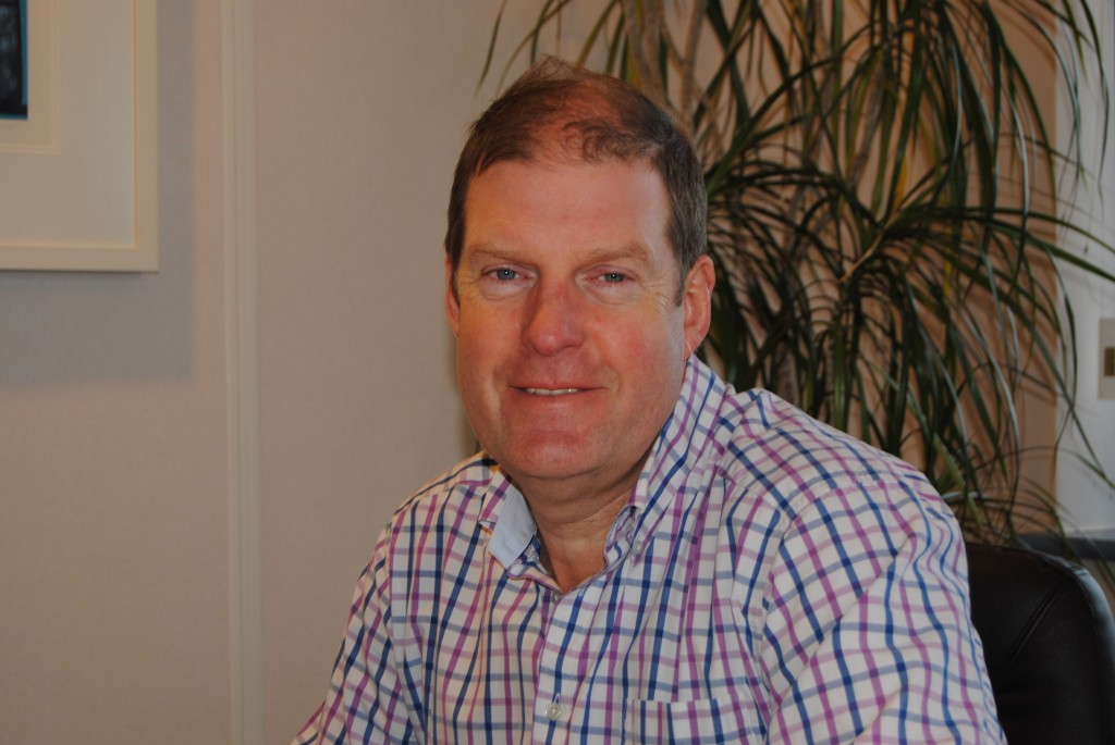 Clive Wood - Managing Director