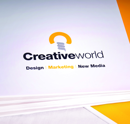 Creativeworld Design - Marketing - New Media
